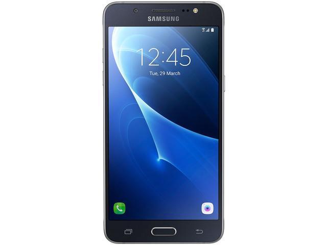 Imagem de Smartphone Samsung Galaxy J7 Metal 16GB Preto