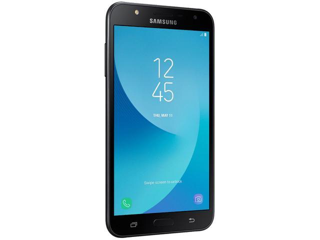 Imagem de Smartphone Samsung Galaxy J7 Neo 16GB Preto