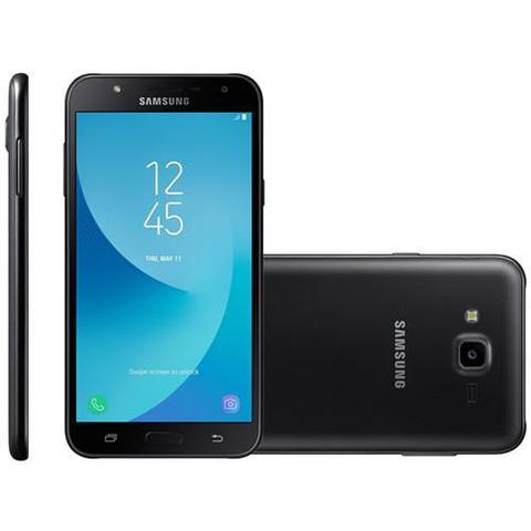 Imagem de Smartphone Samsung Galaxy J7 Neo, Dual 16GB 13MP 4G Preto - J701