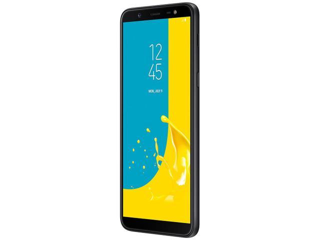 Imagem de Smartphone Samsung Galaxy J8 64GB Preto 4G
