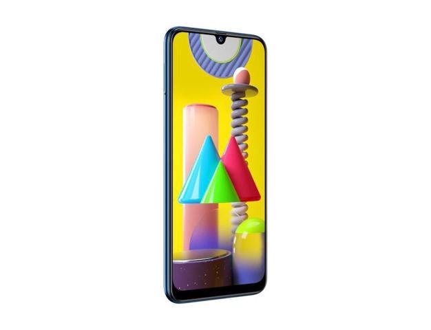 Imagem de Smartphone Samsung Galaxy M31 128GB Dual Chip Android 10.0 Tela 6.4