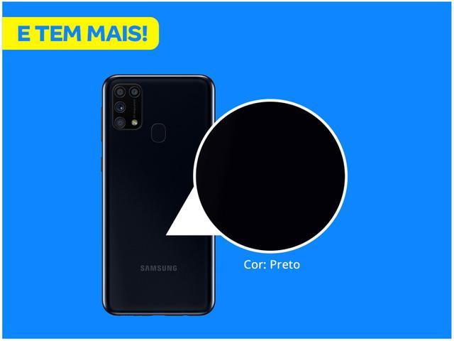 Imagem de Smartphone Samsung Galaxy M31 128GB Preto 4G