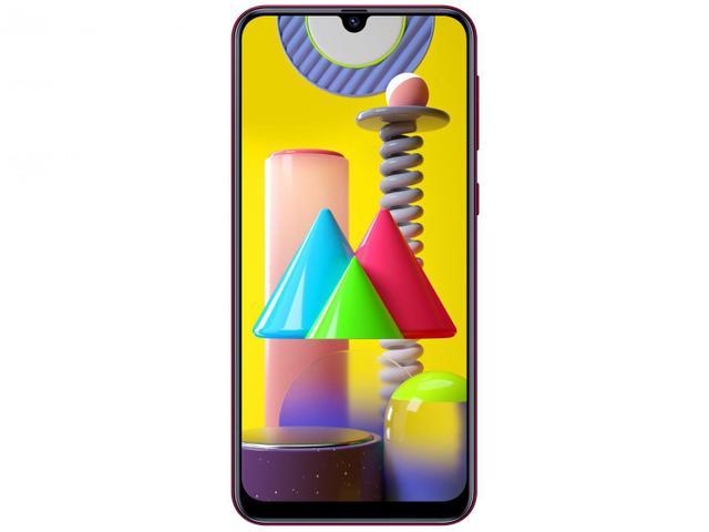 Imagem de Smartphone Samsung Galaxy M31 128GB Rosa 4G