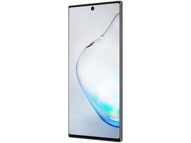 Imagem de Smartphone Samsung Galaxy Note 10 256GB Preto 4G