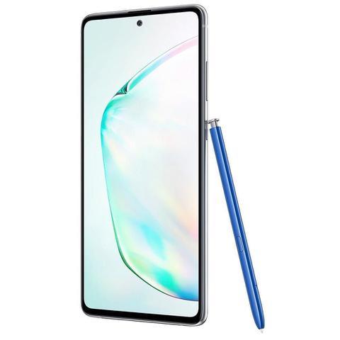 Imagem de Smartphone Samsung Galaxy Note 10 Lite, Aura Glow, Tela 6.7