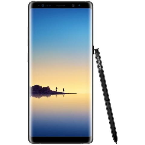 Imagem de Smartphone Samsung Galaxy Note 8, Dual Chip, Preto, Tela 6.3