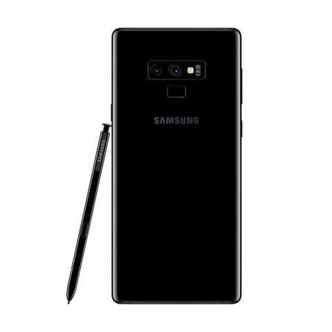 Imagem de Smartphone Samsung Galaxy Note 9 128GB Nano Chip Android Tela 6.4 OctaCore 4G Câmera Dupla 12MP 6GB