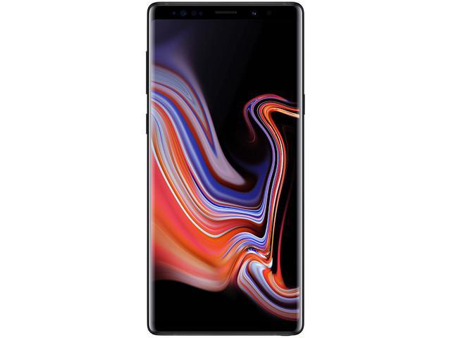 Imagem de Smartphone Samsung Galaxy Note 9 128GB Preto 4G