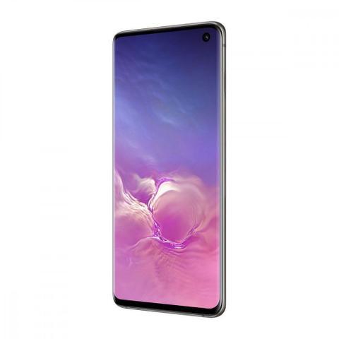 Imagem de Smartphone Samsung Galaxy S10 128GB 4G Tela 6.1 Câmera Tripla 16MP Selfie 10MP Dual Chip Android 9.0