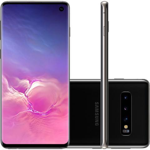 Imagem de Smartphone samsung galaxy s10 128gb 6,1
