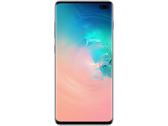 Imagem de Smartphone Samsung Galaxy S10+ 128GB Branco 4G