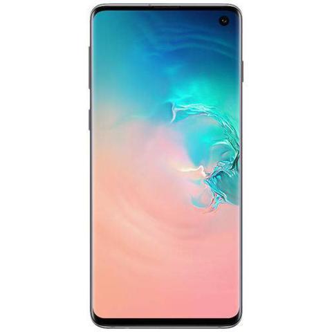 Imagem de Smartphone Samsung Galaxy S10 128GB Tela 6.1 Câmera Tripla Traseira 12MP+12MP+16MP - Branco