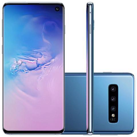 Imagem de Smartphone Samsung Galaxy S10 6,1'' 128GB - Azul