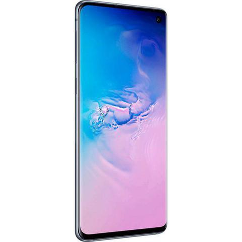 Imagem de Smartphone Samsung Galaxy S10 Azul 128GB Dual Chip Tela 6,1