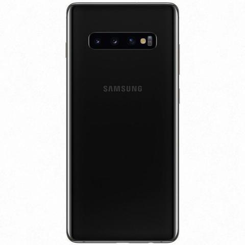 Imagem de Smartphone Samsung Galaxy S10 Plus Preto 128GB Dual Chip Tela 6,4
