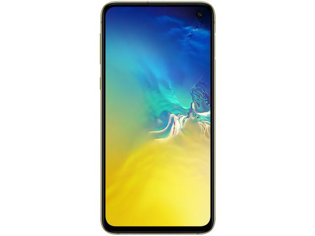 Imagem de Smartphone Samsung Galaxy S10e 128GB Amarelo 4G