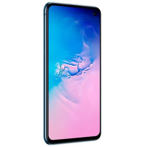 Imagem de Smartphone Samsung Galaxy S10e, Azul, G970F/1DL, 5,8