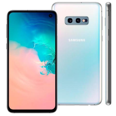 Imagem de Smartphone Samsung Galaxy S10e, Branco, G970F/1DL, 5,8