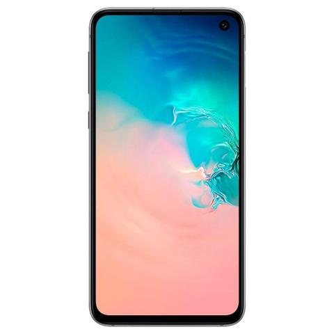 Imagem de Smartphone Samsung Galaxy S10e, Dual Chip, Branco, Tela 5.8