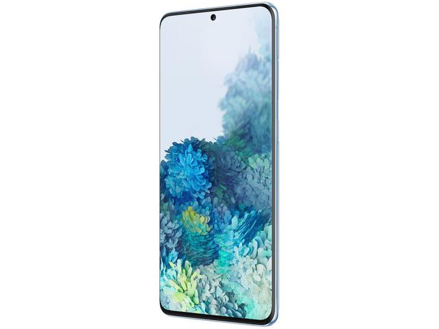 Imagem de Smartphone Samsung Galaxy S20+ 128GB Cloud Blue