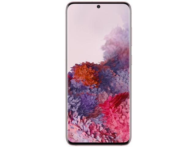 Imagem de Smartphone Samsung Galaxy S20 128GB Cloud Pink 4G