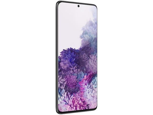 Imagem de Smartphone Samsung Galaxy S20+ 128GB Cosmic Black