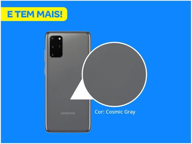 Imagem de Smartphone Samsung Galaxy S20+ 128GB Cosmic Gray