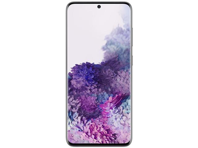 Imagem de Smartphone Samsung Galaxy S20 128GB Cosmic Gray