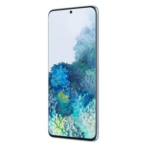 Imagem de Smartphone Samsung Galaxy S20 Cinza 128GB 8GB RAM Câmera Tripla 64MP + 12MP + 12MP Tela Infinita de