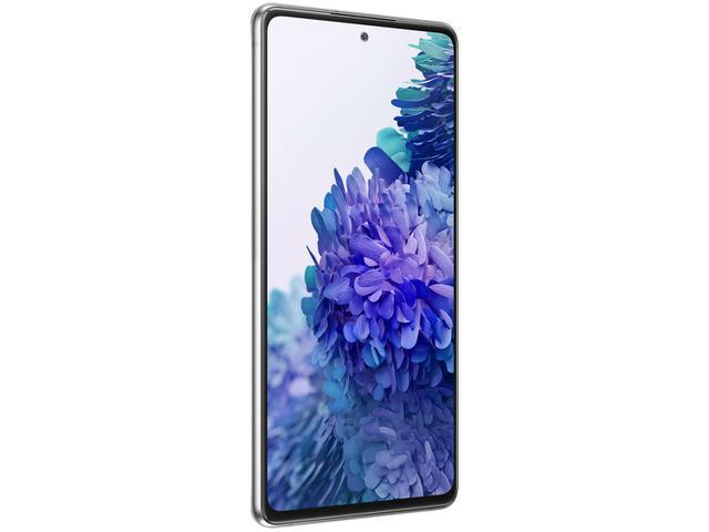 Imagem de Smartphone Samsung Galaxy S20 FE 256GB Cloud White