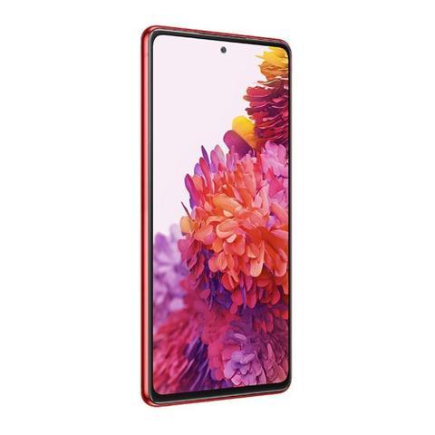 Imagem de Smartphone Samsung Galaxy S20 Fe, Vermelho, Tela 6.5