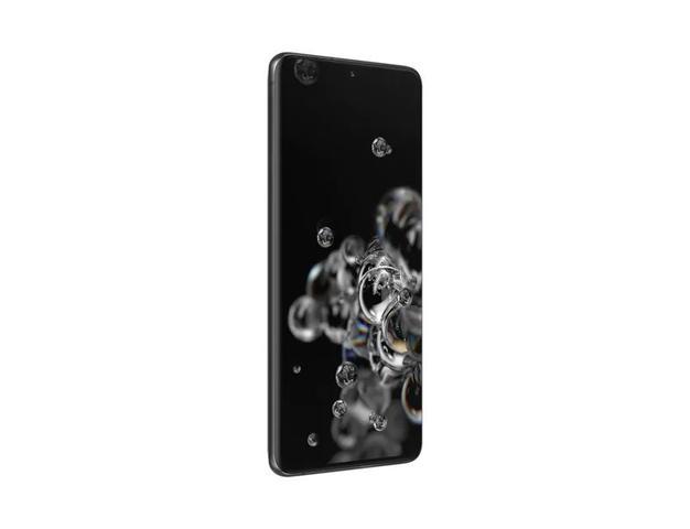 """Imagem de Smartphone Samsung Galaxy S20 Ultra 512GB Cosmic - Black 16GB RAM 6,9"""" Octa-Core 2.73GHz 4G Câmera Quádrupla Traseira de 108MP"""