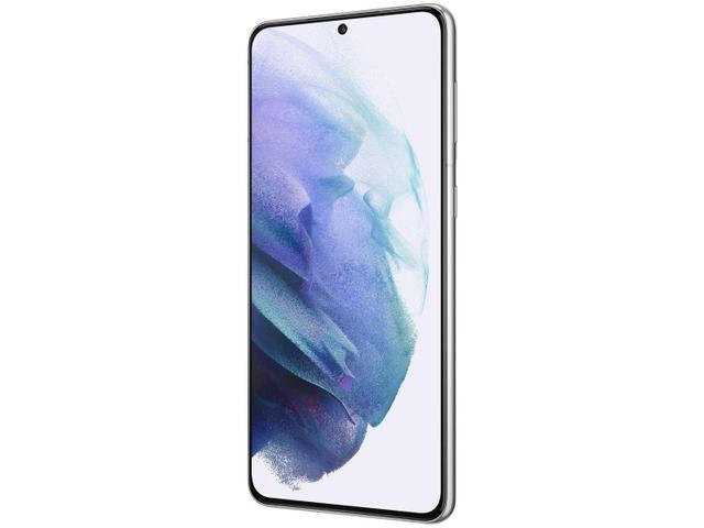 Imagem de Smartphone Samsung Galaxy S21+ 128GB Prata 5G