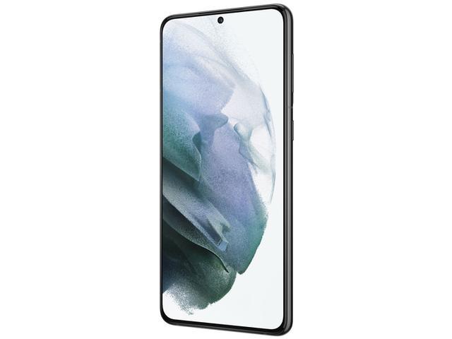 Imagem de Smartphone Samsung Galaxy S21+ 128GB Preto 5G
