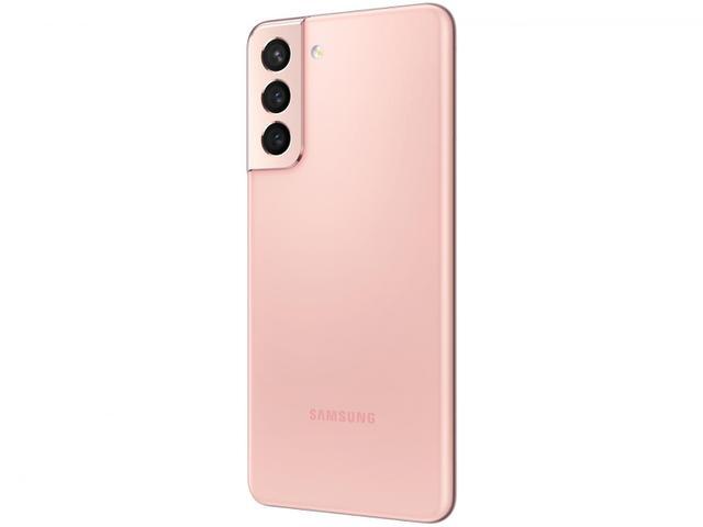 Imagem de Smartphone Samsung Galaxy S21 128GB Rosa 5G
