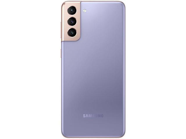 Imagem de Smartphone Samsung Galaxy S21+ 128GB Violeta 5G