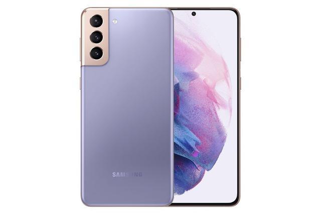 Imagem de Smartphone Samsung Galaxy S21, 256GB, 8GB RAM, Tela Infinita de 6.7