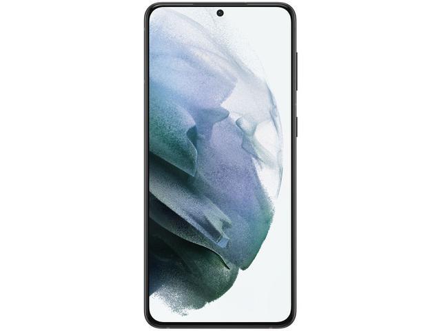Imagem de Smartphone Samsung Galaxy S21+ 256GB Preto 5G
