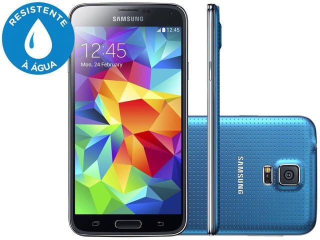 Imagem de Smartphone Samsung Galaxy S5 16GB 4G