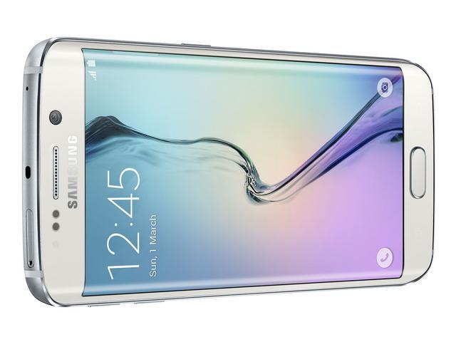Imagem de Smartphone Samsung Galaxy S6 Edge 32GB Branco 4G