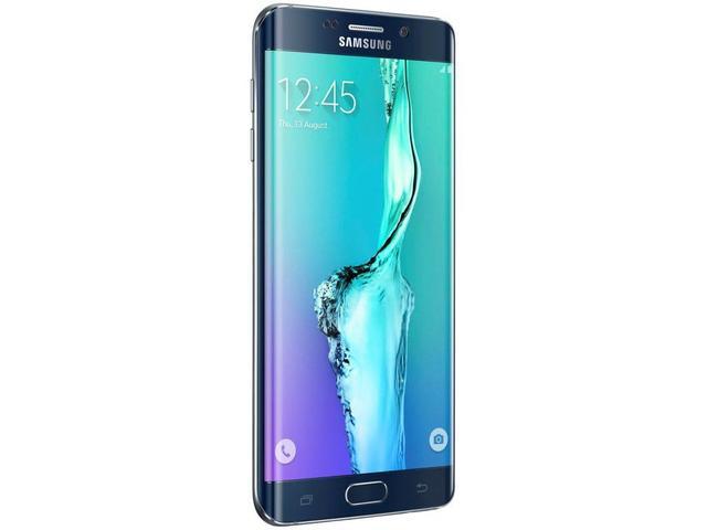 Imagem de Smartphone Samsung Galaxy S6 Edge+ 32GB Preto 4G