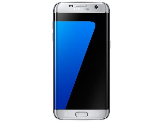 Imagem de Smartphone Samsung Galaxy S7 Edge 32GB Prata 4G - Câm. 12MP + Selfie 5MP Tela 5.5