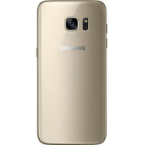 Imagem de Smartphone Samsung Galaxy S7 Edge G935f Desbloqueado Android 6.0 Tela de 5,5 32gb 12mp - Dourado