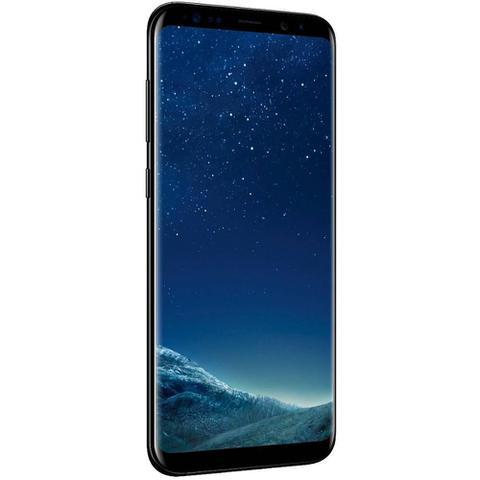 Imagem de Smartphone Samsung Galaxy S8+ 128GB Dual Android 7.0 OctaCore 2.3Ghz 12MP -Tim Desbloqueado Preto