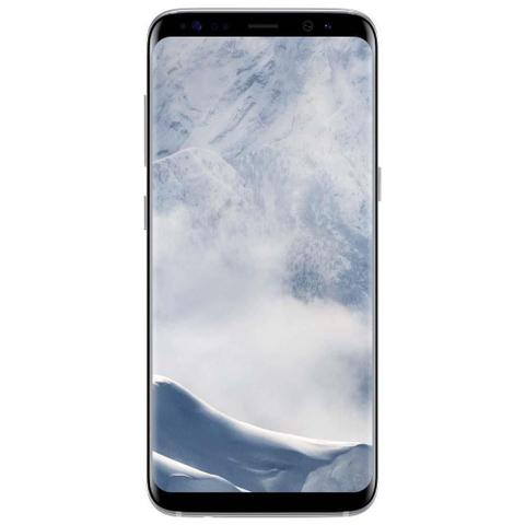 "Imagem de Smartphone Samsung Galaxy S8, 64GB, 5.8"", Android 7.0, 4G, 12MP - Prata"