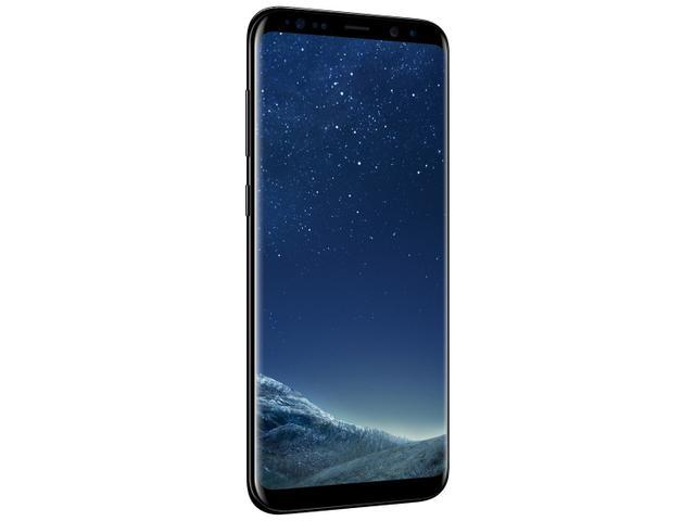 Imagem de Smartphone Samsung Galaxy S8+ 64GB Preto Dual Chip
