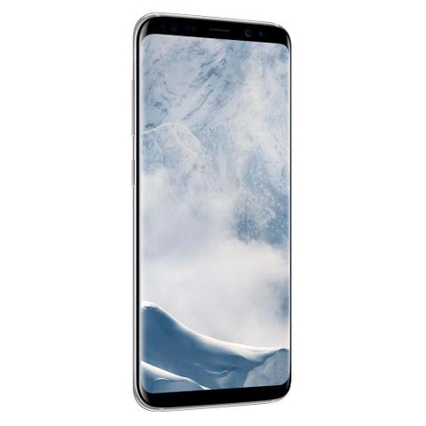 Imagem de Smartphone Samsung Galaxy S8+, Dual Chip, Prata, Tela 6.2