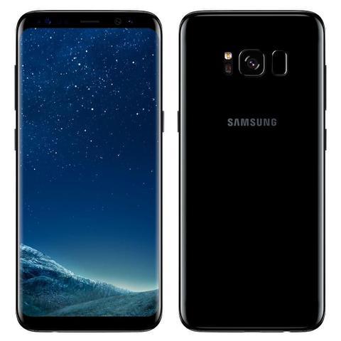 Imagem de Smartphone Samsung Galaxy S8+, Dual Chip, Preto, Tela 6.2