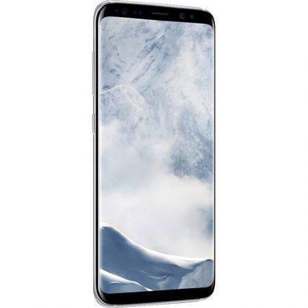 Imagem de Smartphone Samsung Galaxy S8, Prata, G950FD, Tela de 5.8