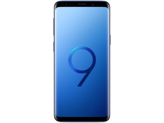 Imagem de Smartphone Samsung Galaxy S9 128GB Azul 4G